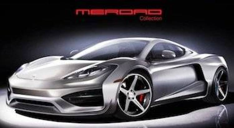 Merdad McLaren MP4-12C