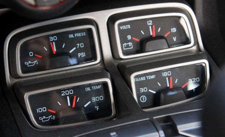 Bateria Averias Indicadores Temperatura Frio