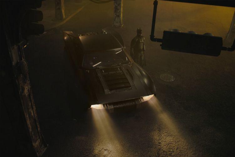 Batman Coche 2021 Dm 1