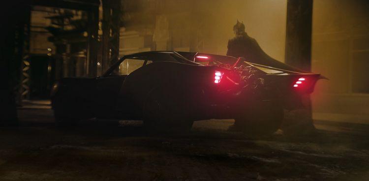 Batman Coche 2021 Dm 3