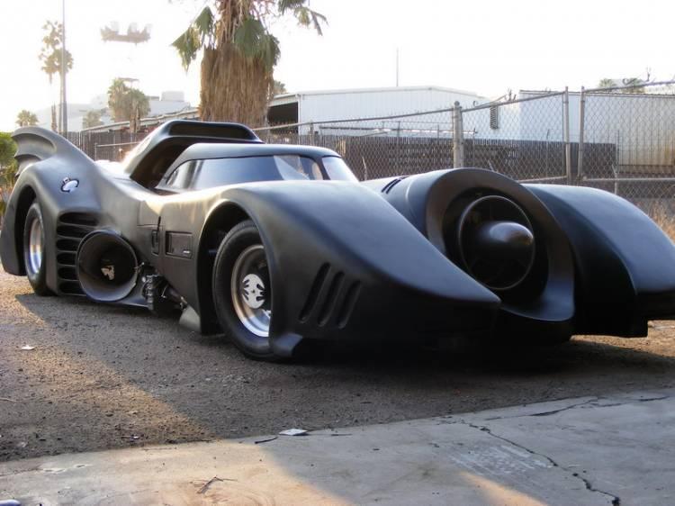 Batmobile réplica del 1989