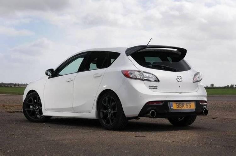 BBR llevará tu Mazda 3 MPS hasta los 350 CV