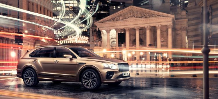 Bentley Bentayga Hybrid Portada