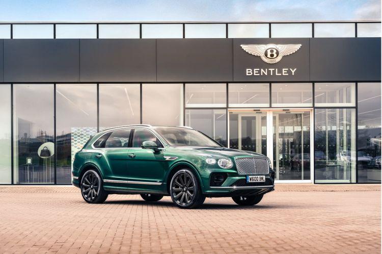 Bentley Bentayga Llantas Carbono 3