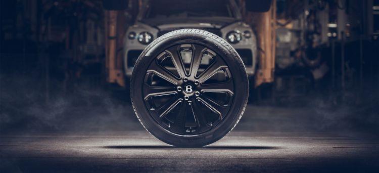 Bentley Bentayga Llantas Carbono P
