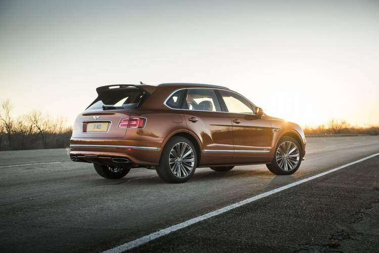 Bentley Bentayga Speed 0219 007