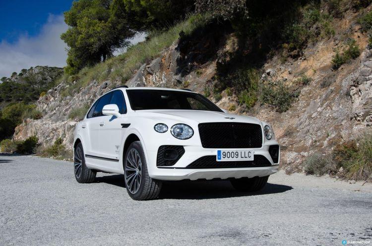 Bentley Bentayga V8 2021 0321 038 Vista Frontal