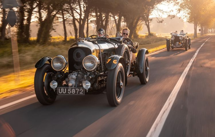Bentley Blower Continuation 0919 005