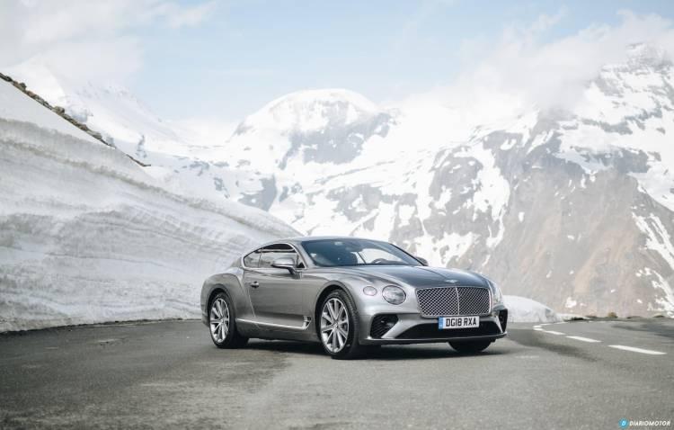 Bentley Continenta Gt 2018 11