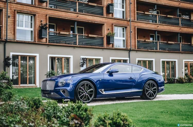 Bentley Continenta Gt 2018 1