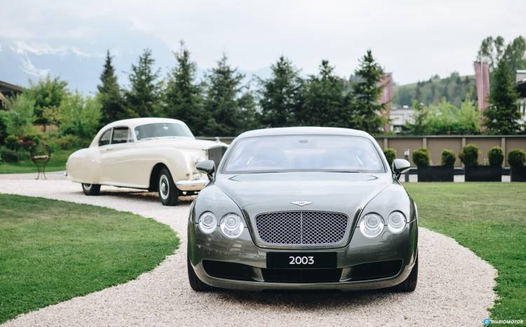 Bentley Continenta Gt 2018 8