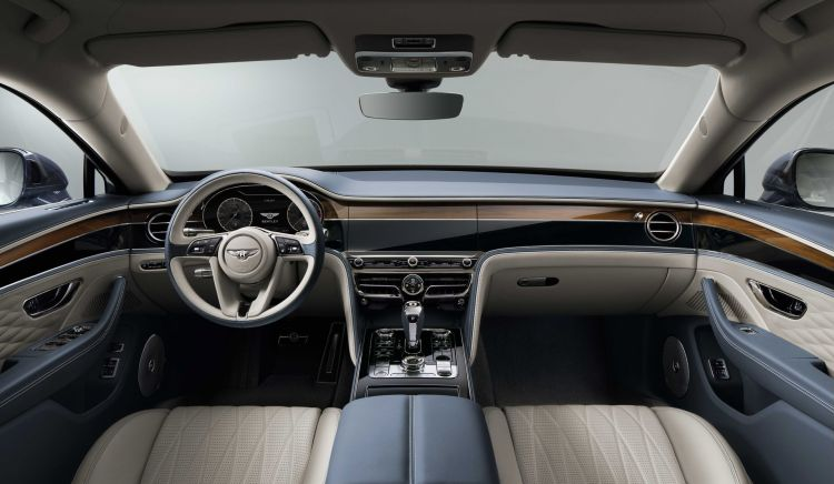 Bentley Continental Flying Spur 2019 9