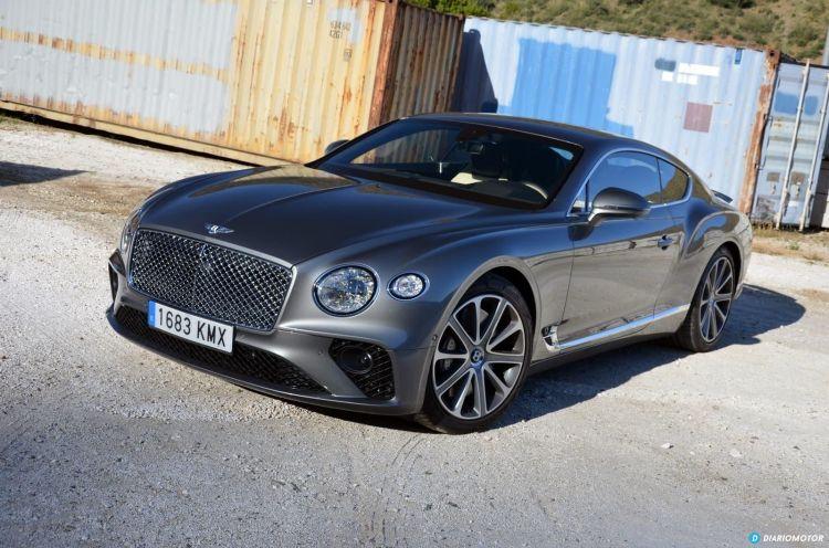 Bentley Continental Gt 2019 0419 027