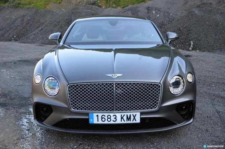 Bentley Continental Gt 2019 0419 047