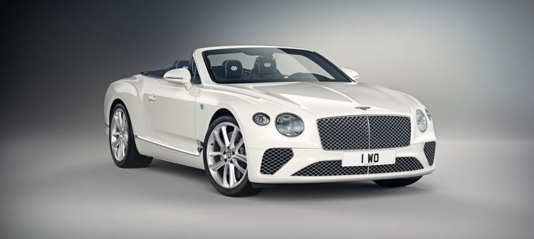 Bentley Continental Gt Bavaria P