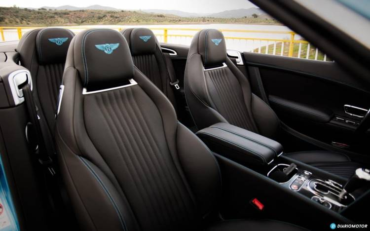 Bentley Continental Gt Convertible 0618 004
