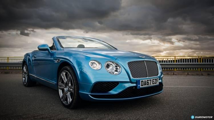 Bentley Continental Gt Convertible 0618 007