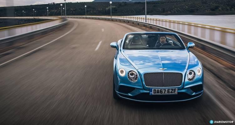 Bentley Continental Gt Convertible 0618 009