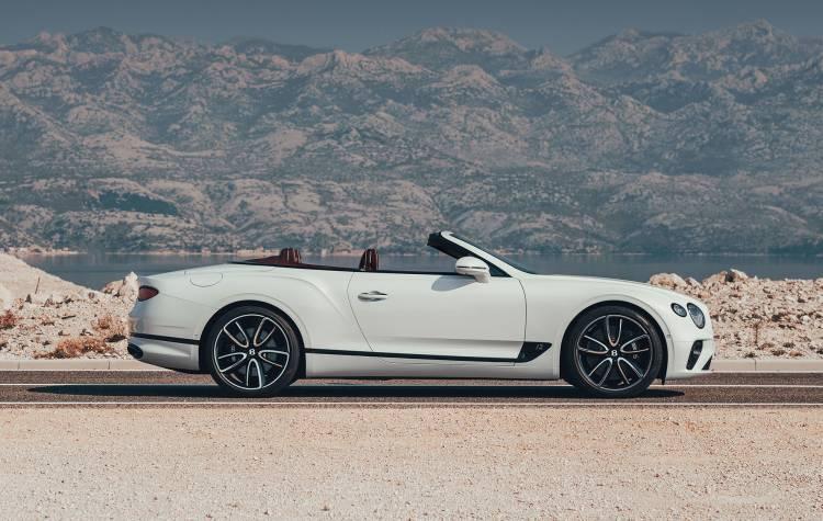 Bentley Continental Gt Convertible 2019 14