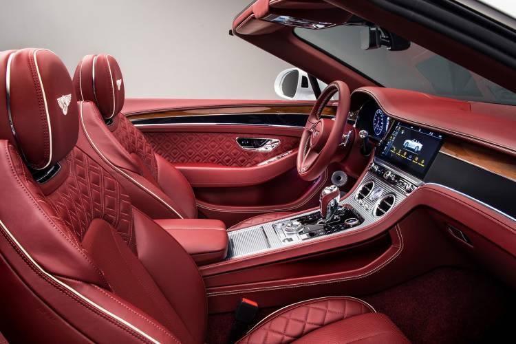 Bentley Continental Gt Convertible 2019 26
