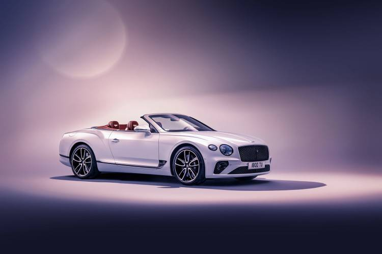 Bentley Continental Gt Convertible 2019 28