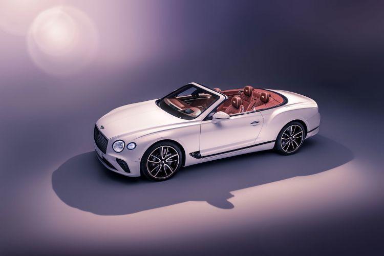 Bentley Continental Gt Convertible 2019 29