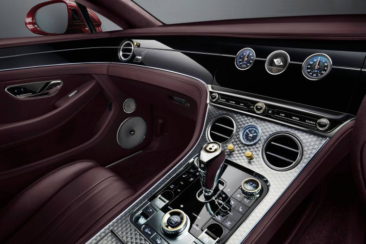 Bentley Continental Gt Convertible Edition 1 6