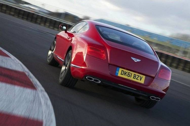 Bentley Continental GT y GTC V8