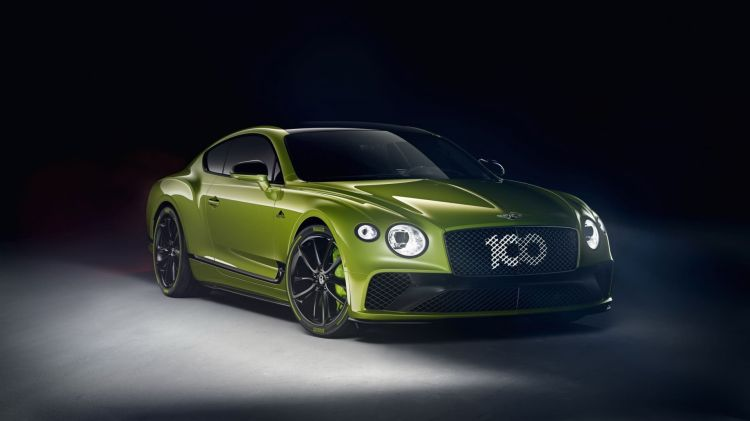 Bentley Continental Gt Mulliner Pikes Peak 07