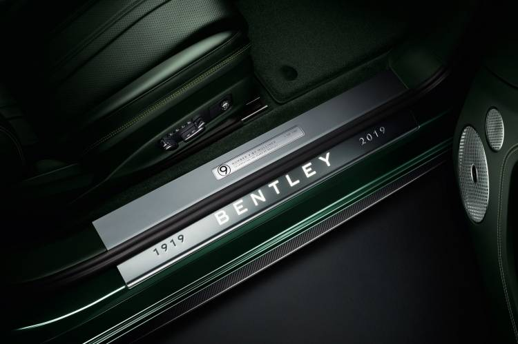 Bentley Continental Gt Number 9 Edition 6