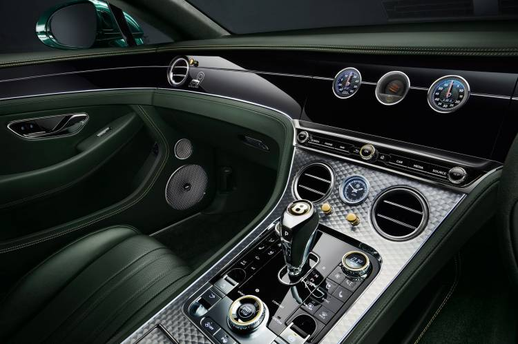 Bentley Continental Gt Number 9 Edition 8