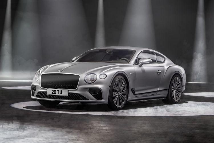 Bentley Continental Gt Speed 2021 0321 002