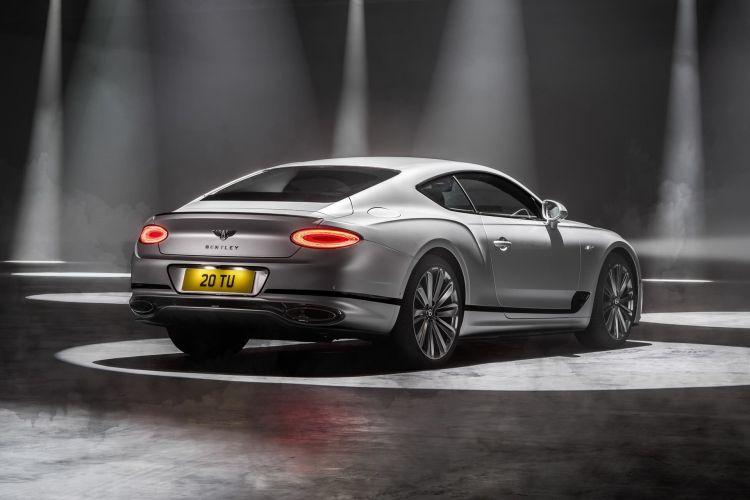 Bentley Continental Gt Speed 2021 0321 003