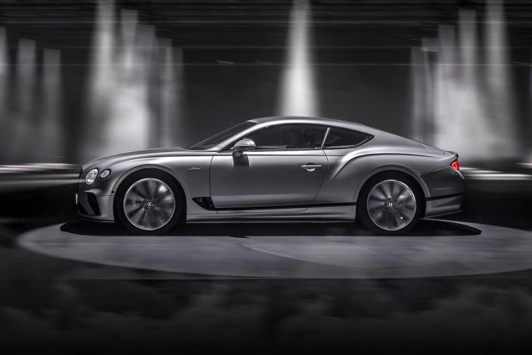 Bentley Continental Gt Speed 2021 0321 007