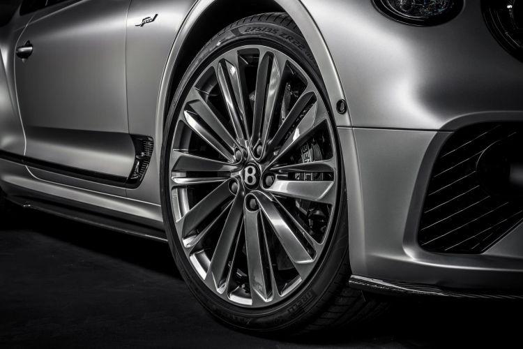 Bentley Continental Gt Speed 2021 0321 013