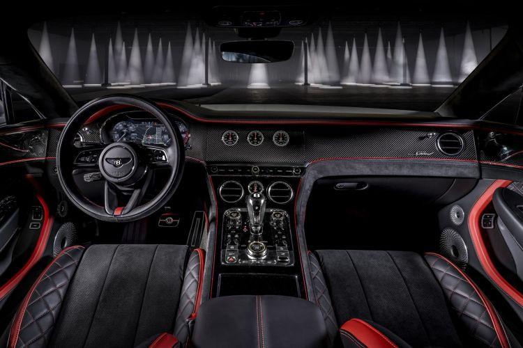 Bentley Continental Gt Speed 2021 0321 017