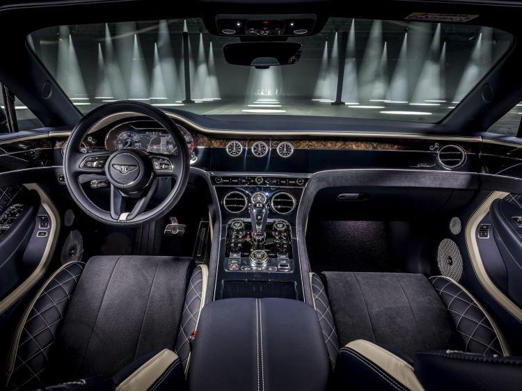 Bentley Continental Gt Speed Convertible 2021 9