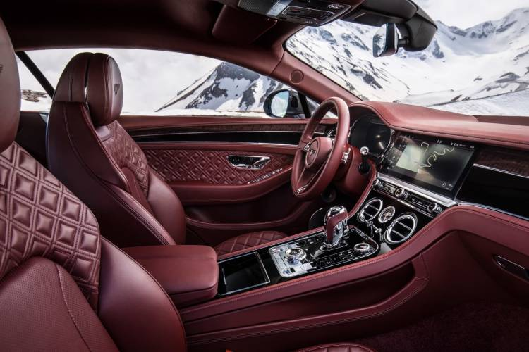 Bentley Continental Gt Tungsten 17