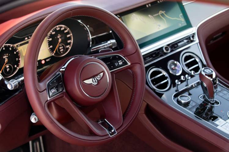 Bentley Continental Gt Tungsten 18