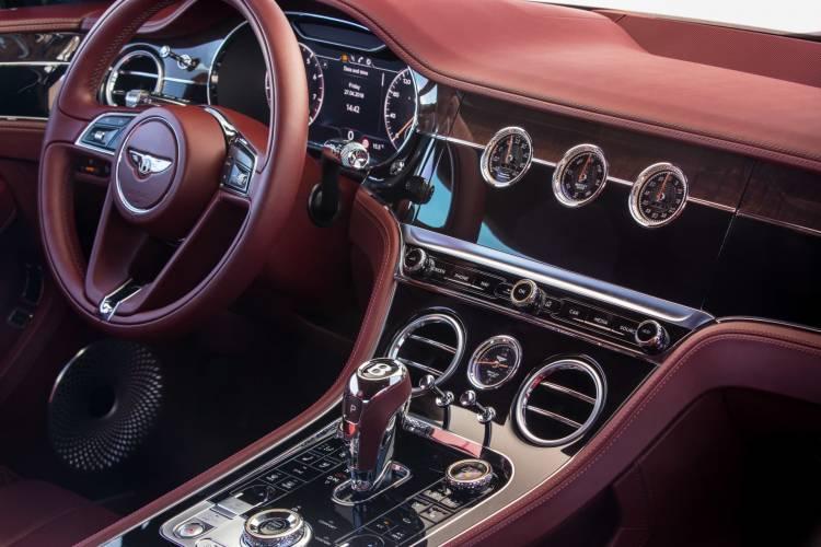 Bentley Continental Gt Tungsten 20