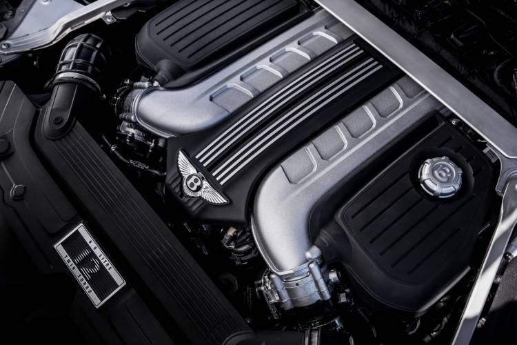 Bentley Continental Gt Tungsten 25