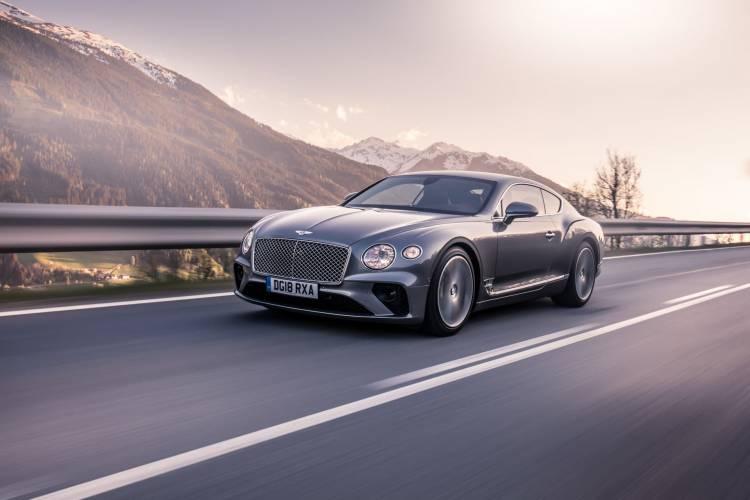 Bentley Continental Gt Tungsten 2
