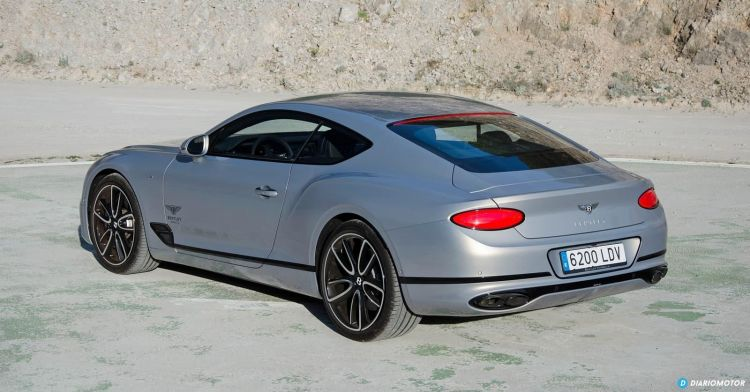 Bentley Continental Gt V8 0320 021
