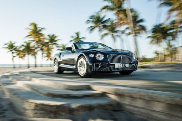 Bentley Continental Gt V8 2019 23