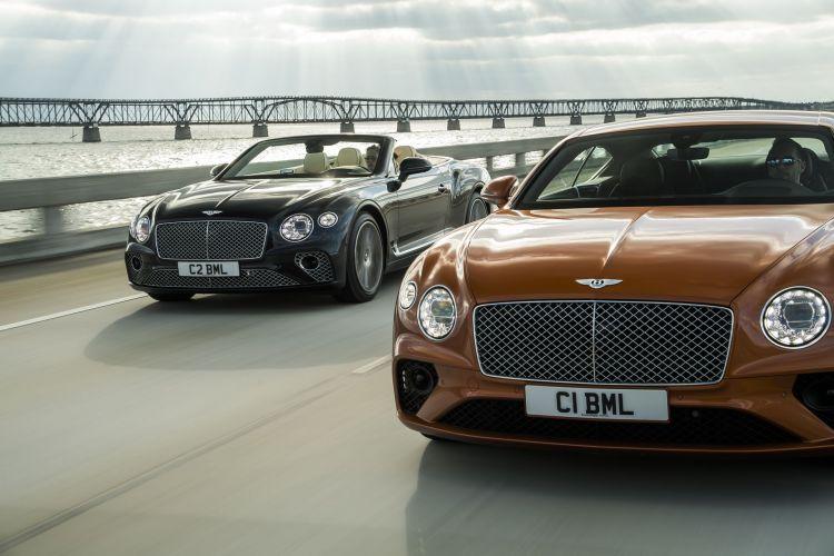 Bentley Continental Gt V8 2019 2