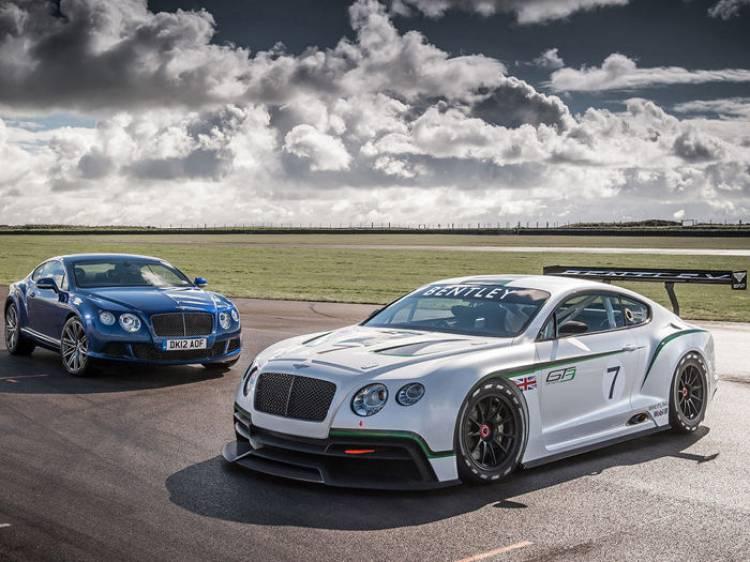Bentley podría llevar a las calles una versión del Continental GT3