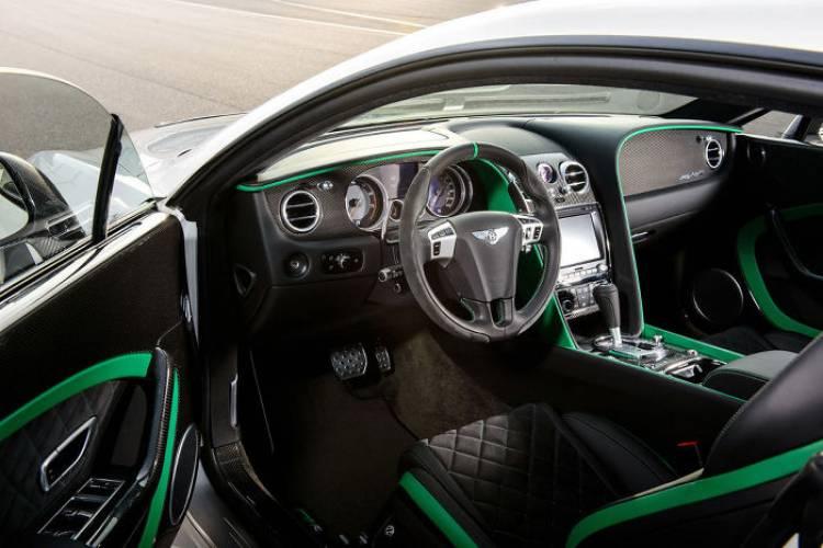 Bentley está dispuesta a crear un Continental GT3-R aún más radical