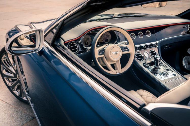 Bentley Continental Mulliner 4