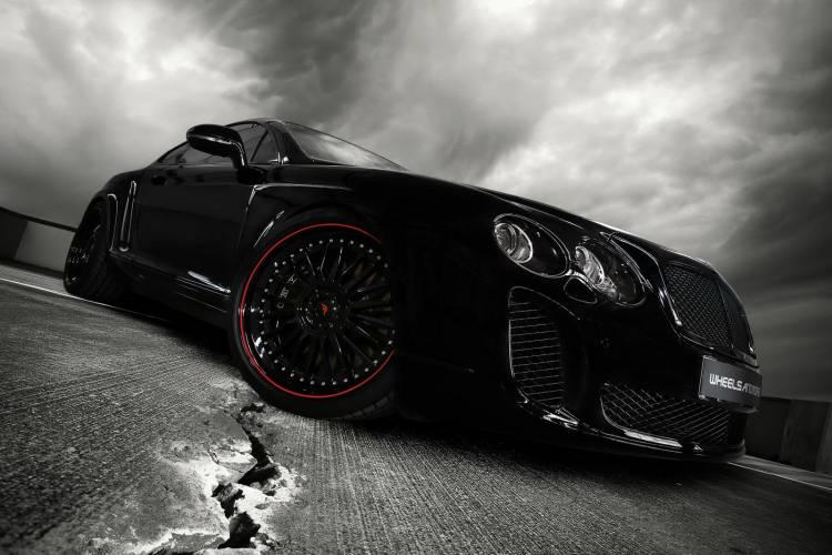 Bentley Continental UltraSports 702 de Wheelsandmore