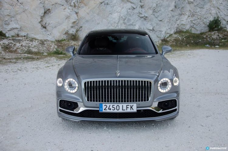 Bentley Flying Spur 2020 Prueba 014